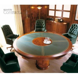 Mesa juntas redonda AHO46