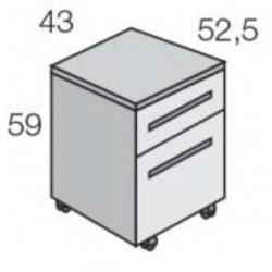 Buc archivador y cajón AHQ13