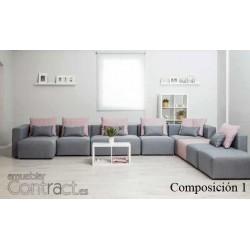 Sofá modular ABIE